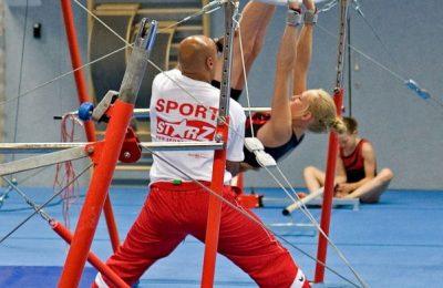 Leeftijdsgroepen bij SportstarZ gymnastics camp