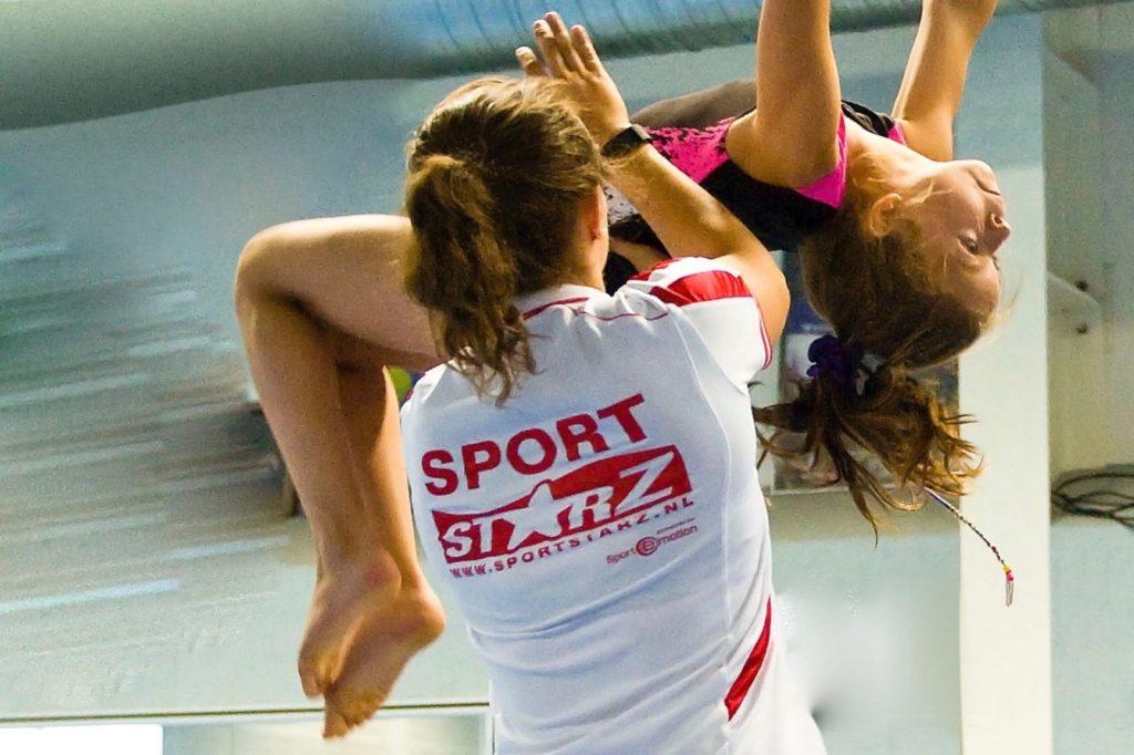Gymnastics camp SportstarZ