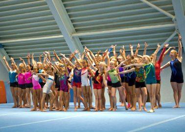 Gymnastics camp SportstarZ 7