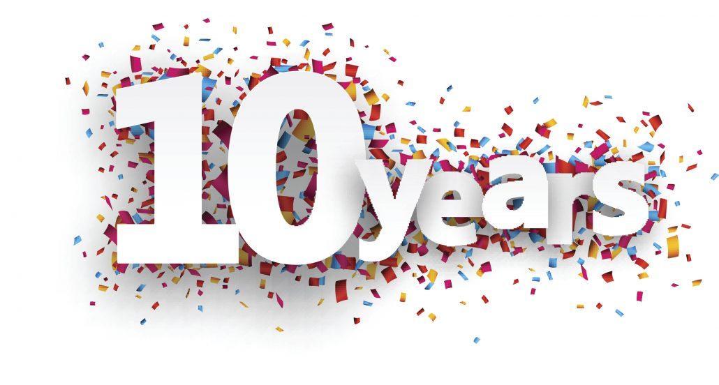 turnkamp 10 jaar